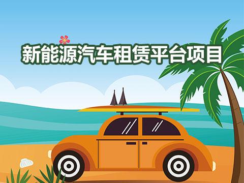 某新能源汽车租赁平台项目