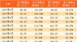 2018年2月新城控股销售简报:累计销售额同比增长88%(附图表)