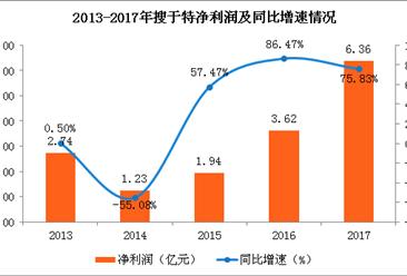 搜于特2017年经营数据分析:搜于特大爆发 营收净利大增(图)
