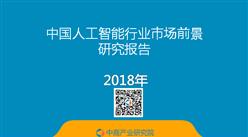 2018年中国人工智能行业市场前景研究报告(简版)