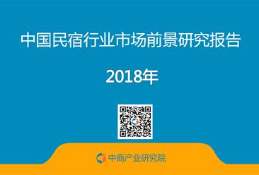 2018年中国民宿行业市场前景研究报告(附全文)