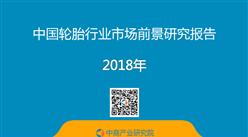 2018年中国轮胎行业市场前景研究报告(全文)