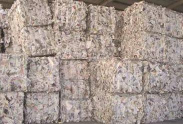 在中美贸易战风口浪尖上 废纸价格淡季逆市疯涨