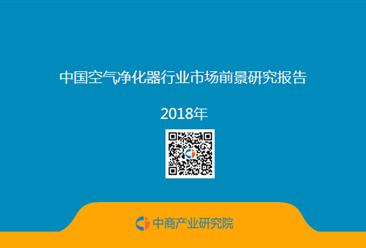 2018年中国空气净化器行业市场前景研究报告(附全文)