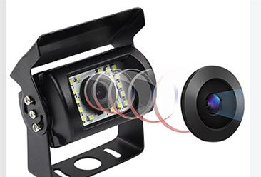 车载摄像头市场前景广阔:2020年中国市场需求量将超4500万颗