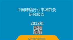2018年中国啤酒行业市场前景研究报告(附全文)