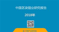 2018年中国区块链行业市场前景研究报告