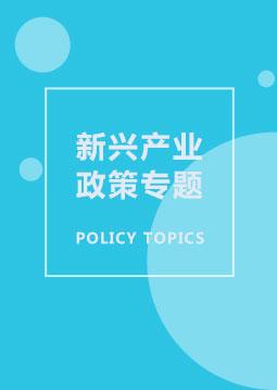 新兴产业政策专题