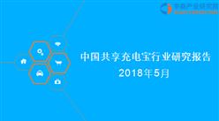 2018年中国共享充电宝行业研究报告(附全文)
