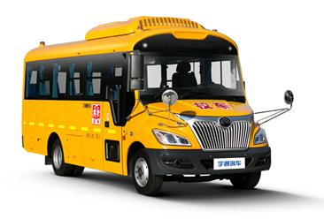 轻型客车销量情况:销售26318辆 校车跌幅达50.48%