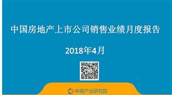 2018年4月中国房地产行业经济运行月度报告(完整版)