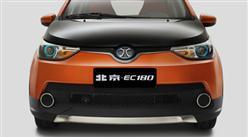 2018年4月全球电动汽车销量排行榜:北汽EC系列第一(附排名)