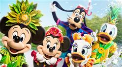 2017年全球主題公園集團游客數量排行榜:迪士尼集團高居榜首(TOP10)