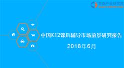 2018年K12课后辅导市场前景研究报告(附全文)