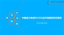 2018年中国动力电池PACK行业市场前景研究报告(附全文)