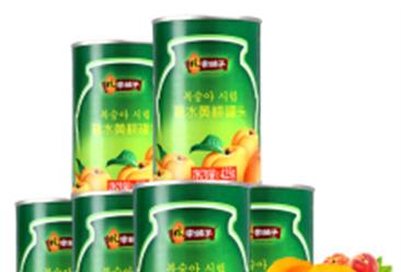 2018年1-4月全国各省市罐头产量排行榜