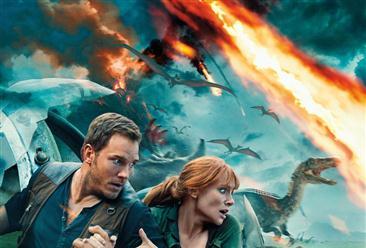 2018年6月单周电影票房排行榜:《侏罗纪世界2》遥遥领先 (6.18-6.24)