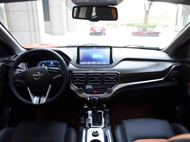 海马汽车 海马S5 2019款 基本型