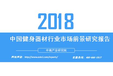 2018年中国健身器材行业市场前景研究报告(附全文)