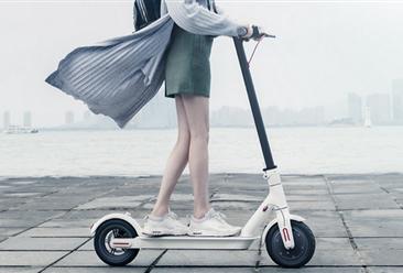 小米成为美国最大的电动滑板车供应商 电动滑板车行业产业链及发展现状分析