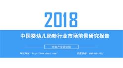 2018年中国婴幼儿奶粉行业市场前景研究报告(附全文)