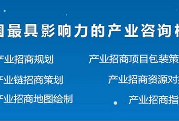 2018年大健康医药产业招商企业200强排行榜