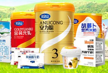 奶粉行业市场竞争格局分析:国外品牌占据强势地位(附图表)