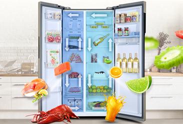 818苏宁购物节冰箱实时销量排行榜:美的/美菱/海尔位列前三(附榜单)