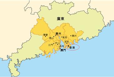 粤港澳大湾区:香港产业结构布局及四大支柱行业分析(附图表)