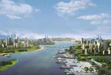 潍坊滨海经济技术开发区中央城区招商项目