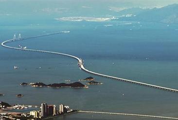 粤港澳大湾区新动向:港珠澳大桥开通仪式10月23日举行