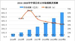 2018年中国云计算市场分析及预测:公有云高速发展,IaaS占比最高