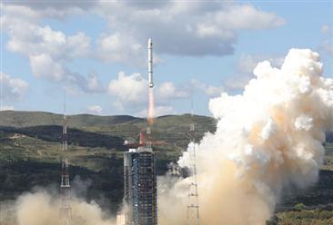 海洋一号c卫星发射成功 中国卫星导航与位置服务产业布局分析(附图表)