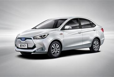 2018年8月新能源汽车销量排名:江淮IEV稳居第一(附榜单)