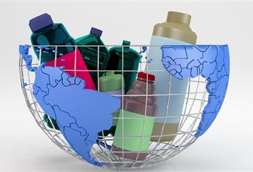 2018年1-8月江西省塑料制品产量及增长情况分析:同比下降31.19%