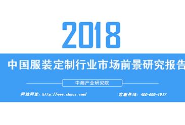 2018年中国服装定制行业市场前景研究报告(附全文)