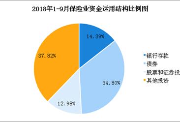 2018年1-9月全国保险行业梦之城娱乐下载地址运行月度报告