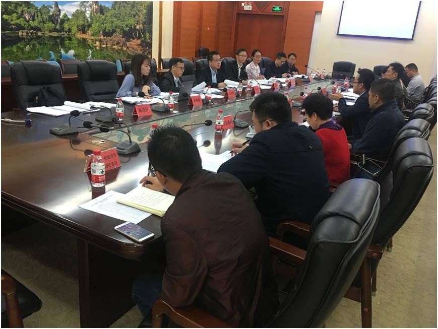 中商产业研究院赴崇左市开展产业招商与项目包装策划专题调研