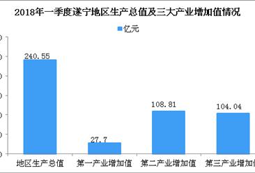 遂宁市优先发展钢铁/汽车等产业 2018年遂宁市产业结构情况及产业转移分析