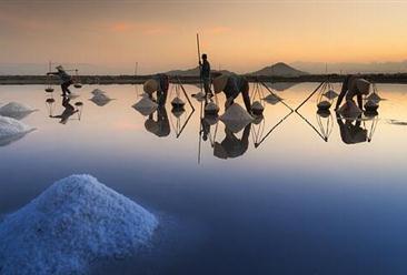 2018年1-10月青海省原盐产量同比增长36.81%