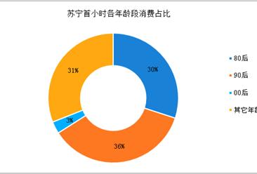 """苏宁发布双12首小时战报:上海荣获""""剁手之都"""""""