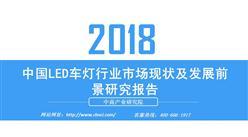 2018年中國LED車燈行業市場現狀及發展前景研究報告(附全文)