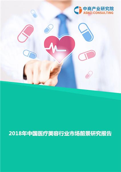 2018年中国医疗美容行业市场前景研究报告