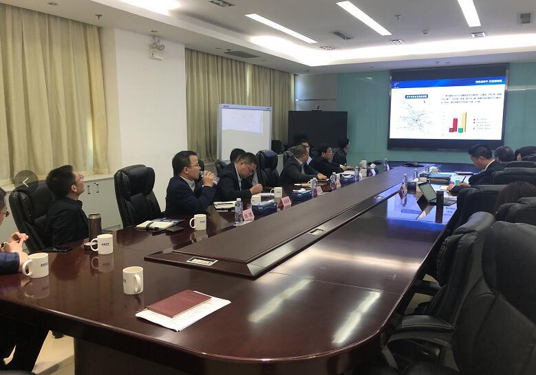 产业招商对接:我院陪同遂宁市领导拜访全球排名第一的PCB生产企业鹏鼎控股