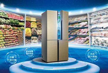"""2019年冰箱行业产品发展趋势分析:多门进入""""三强争霸""""时代(图)"""