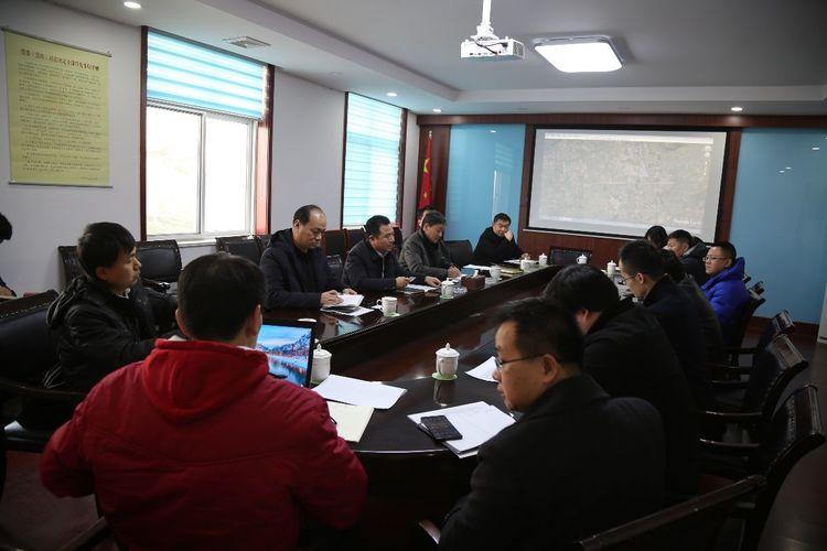 中商产业研究院赴绣惠开展古城周边产业规划项目考察调研