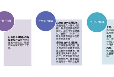 """海南構建""""一核兩極三區""""健康產業發展格局  2025年初步建成智慧健康生態島(圖)"""