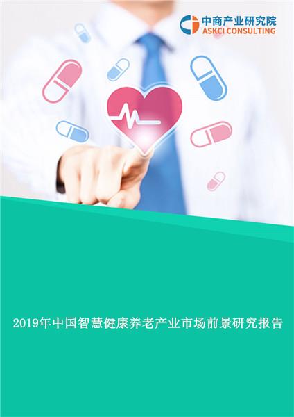 2019年中国智慧健康养老产业市场前景研究报告