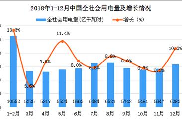 2019年度全国电力供需形势分析预测报告(附全文)