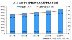 2018年中国网民总数达8.29亿  全年新增网民5653万